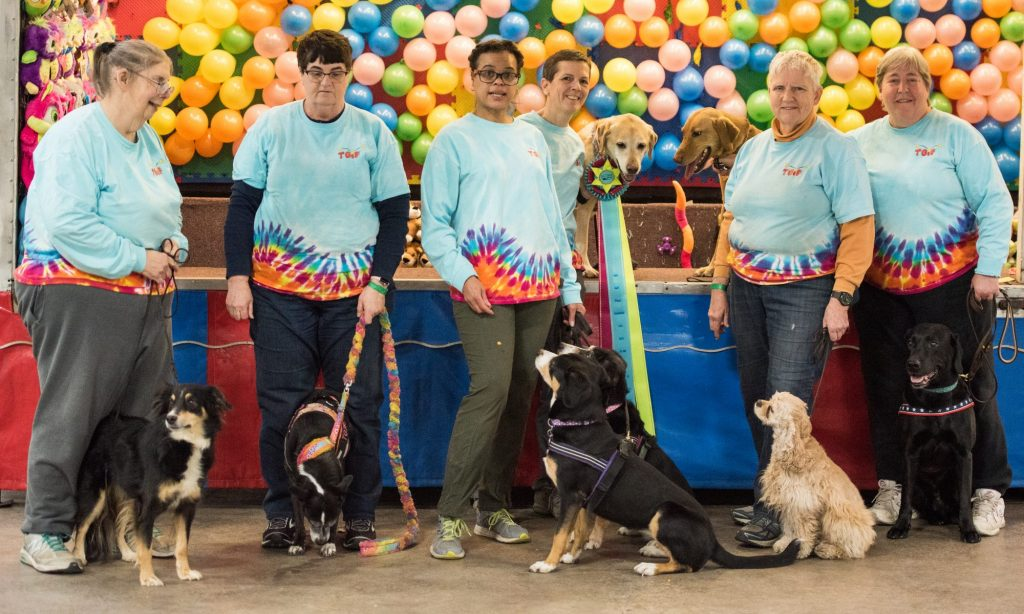 The TGIFlyball Team